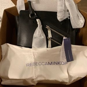 NWT Authentic Rebecca Minkoff Jamie Satchel $300!